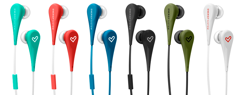 Serie Earphones