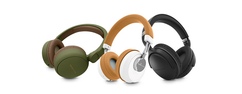 Headphones Bluetooth Series